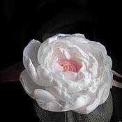 """Аксессуары ручной работы. Ярмарка Мастеров - ручная работа Повязка для волос """"Шарлет"""". Handmade."""