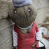 Куклы и игрушки handmade. Livemaster - original item mrs. rose.... Handmade.