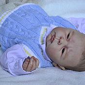 Куклы и игрушки ручной работы. Ярмарка Мастеров - ручная работа малыш Ноэль.. Handmade.
