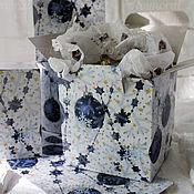 Материалы для творчества handmade. Livemaster - original item Box color 105h105h110 mm. Handmade.