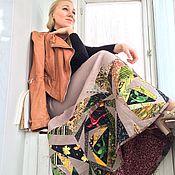 Одежда ручной работы. Ярмарка Мастеров - ручная работа Лоскутная юбка Сага о драконах. Handmade.
