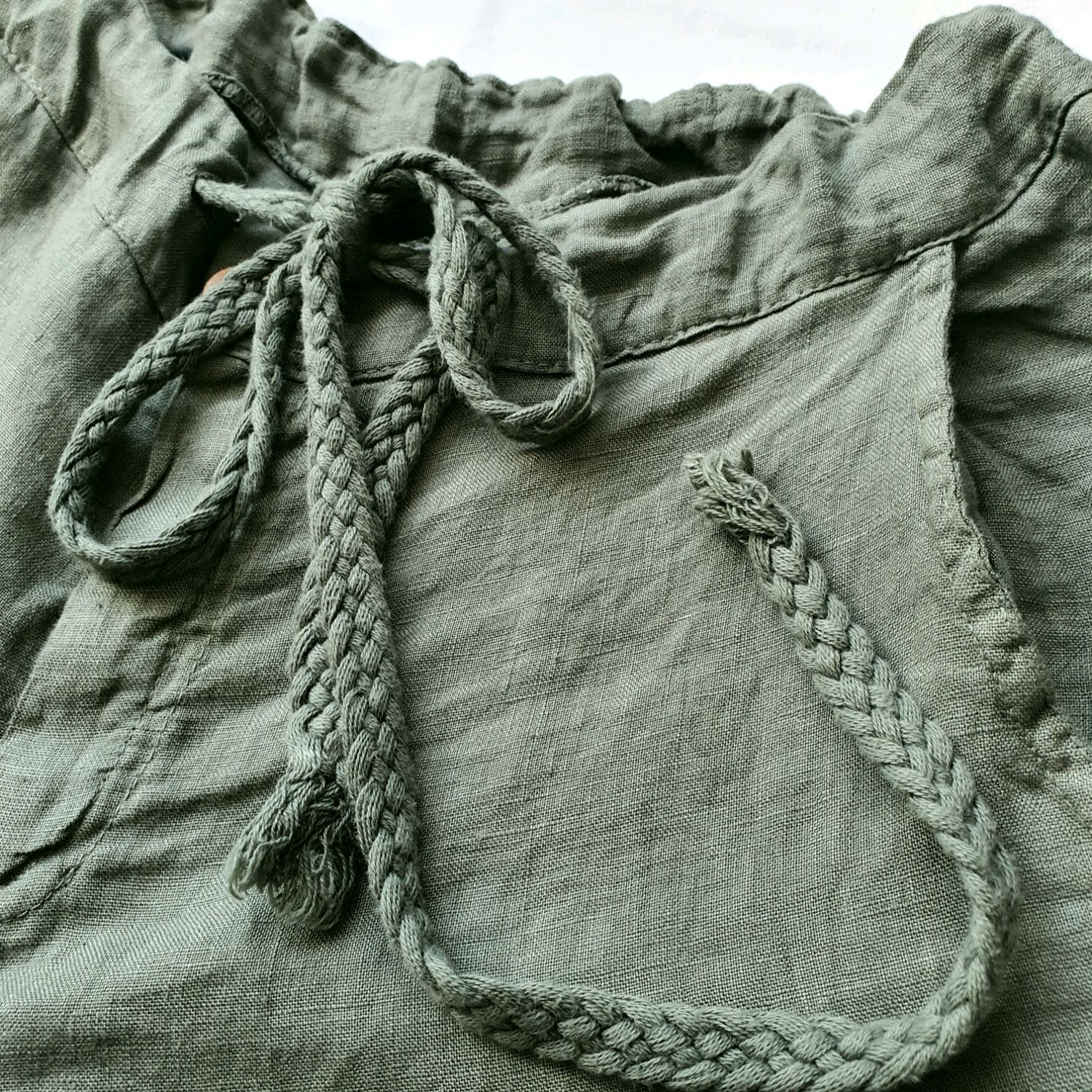 Pants made of linen for every day, Pants, Moscow,  Фото №1