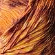 Шали, палантины ручной работы. Шелковый палантин Оранж. Митрофанова Лариса (lora-al). Ярмарка Мастеров. Подарок