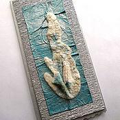 """Открытки ручной работы. Ярмарка Мастеров - ручная работа открытка """"Тайный жемчуг"""". Handmade."""