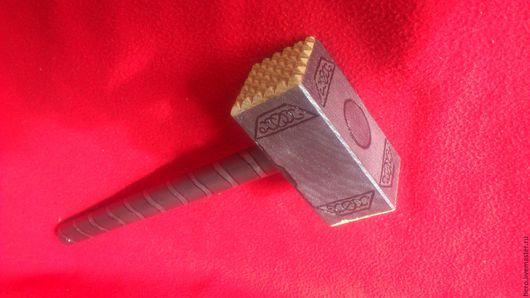 """Кухня ручной работы. Ярмарка Мастеров - ручная работа. Купить """"Молот Тора"""" для отбивания мяса. Handmade. Серый, мужской подарок"""
