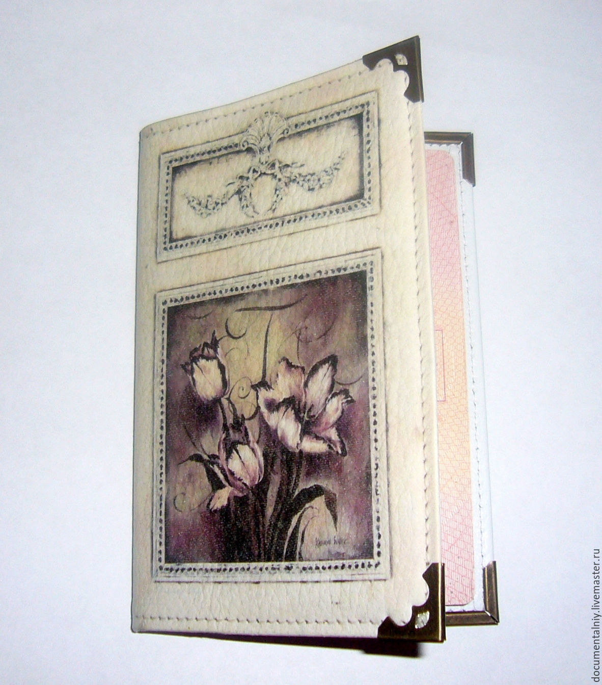 Cover (skin), a series of 'VINTAGE', Cover, Obninsk,  Фото №1