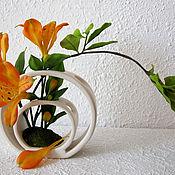 Цветы и флористика ручной работы. Ярмарка Мастеров - ручная работа Есть у цветов особенная прелесть...... Handmade.