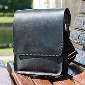 Сумки и аксессуары handmade. Livemaster - original item Crossbody bag men. Handmade.