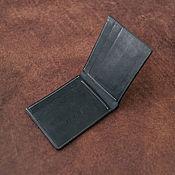 Сумки и аксессуары handmade. Livemaster - original item Wallet mens genuine leather. Handmade.