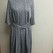 Одежда handmade. Livemaster - original item El vestido por encargo .Vestido de verano.Confección a medida.El vestido de la grapa. Handmade.