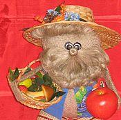 Куклы и игрушки ручной работы. Ярмарка Мастеров - ручная работа Старичок-Домовичок. Handmade.