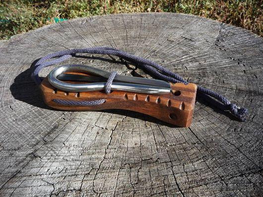 Струнные инструменты ручной работы. Ярмарка Мастеров - ручная работа. Купить Варган большой с орнаментом + футляр. Handmade. Варган