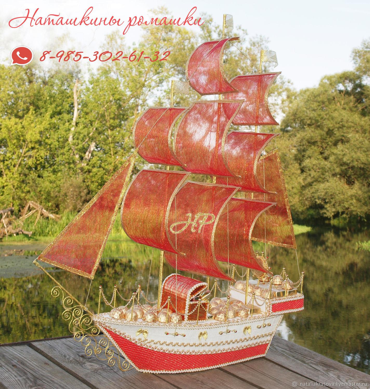 Корабль на свадьбу поздравление 39