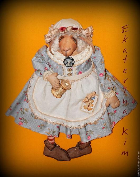 Коллекционные куклы ручной работы. Ярмарка Мастеров - ручная работа. Купить Матушка Пруджи. Handmade. Авторская ручная работа