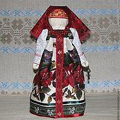 """Куклы и игрушки ручной работы. Ярмарка Мастеров - ручная работа Авторская кукла-оберег """"Барыня-Боярыня"""" (по мотивам Тульской Барыни). Handmade."""