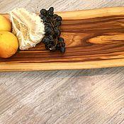 Доски ручной работы. Ярмарка Мастеров - ручная работа Разделочная доска из массива абрикоса. Handmade.