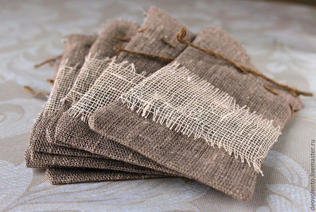 Льняные ткань своими руками 16