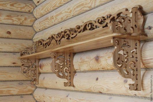 Мебель ручной работы. Ярмарка Мастеров - ручная работа. Купить Кружева2. Handmade. Дерево, кружево, деревянный, для дачи