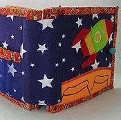 """Куклы и игрушки ручной работы. Ярмарка Мастеров - ручная работа Развивающая книга """"От звезды до звезды -2"""". Handmade."""