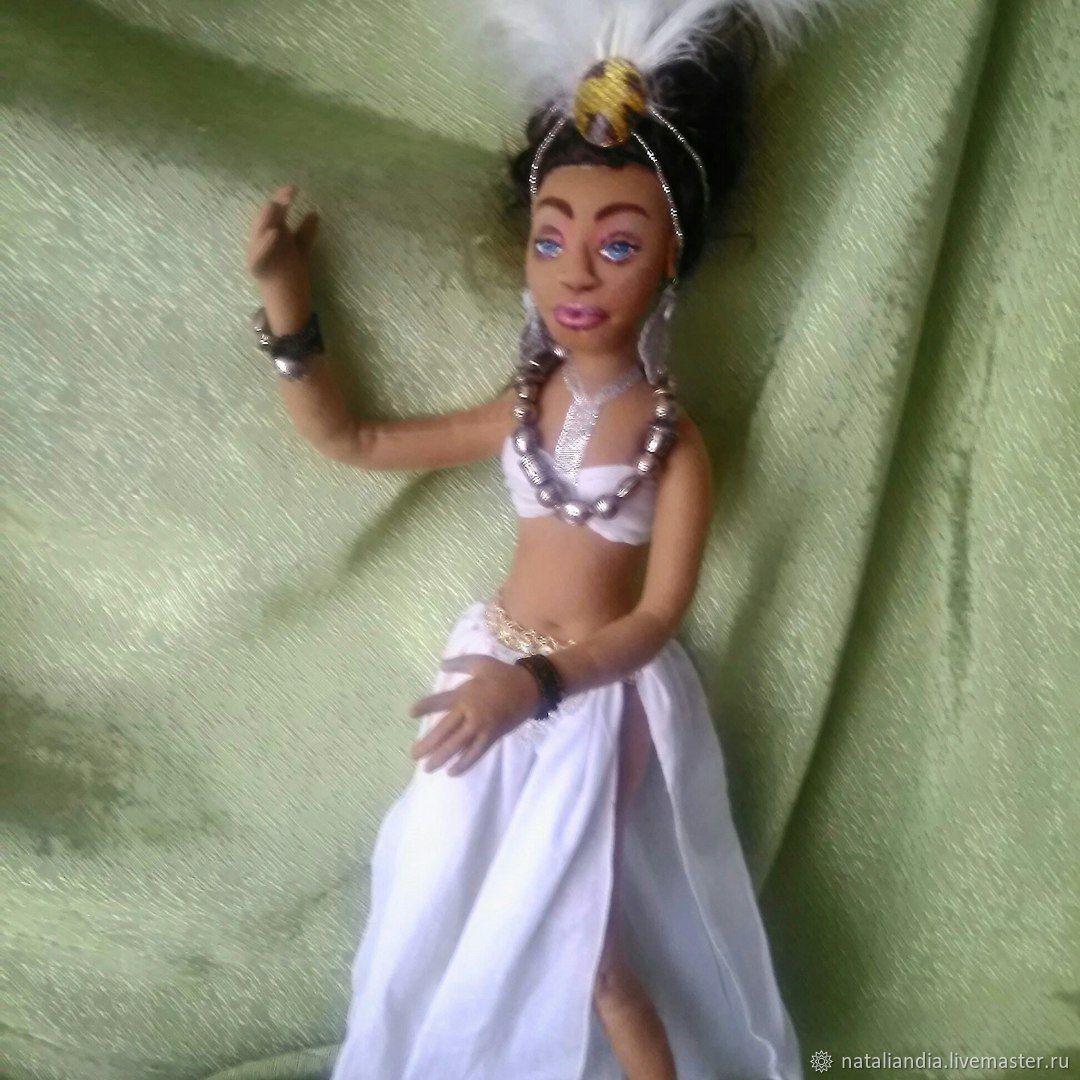 Ойя.Африканская богиня, Куклы и пупсы, Железногорск, Фото №1