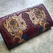 Сумки и аксессуары handmade. Livemaster - original item Clutch bag genuine leather Clutch bag ladies leather Clutch handbag. Handmade.