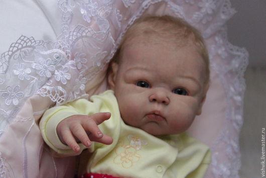 Куклы-младенцы и reborn ручной работы. Ярмарка Мастеров - ручная работа. Купить Пэрис малышка реборн. Handmade. Вишня виктория