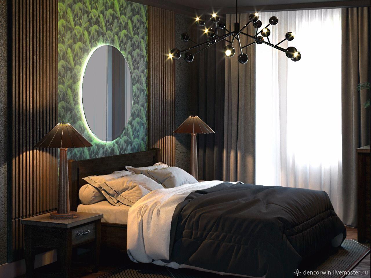 Панель из реек. Панели деревянные. Декоративные панели из дерева, Абстракция, Москва, Фото №1