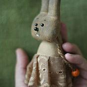 Куклы и игрушки ручной работы. Ярмарка Мастеров - ручная работа чумазики подвеска зайка. Handmade.