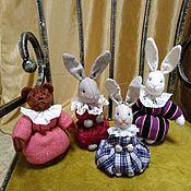 Куклы и игрушки ручной работы. Ярмарка Мастеров - ручная работа Реконструкция 30-х годов. Handmade.