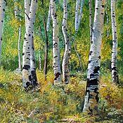 Картины и панно handmade. Livemaster - original item Oil painting Blastolene Vladimir Chernov. Handmade.