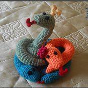 Подарки к праздникам ручной работы. Ярмарка Мастеров - ручная работа Год Змеи. Handmade.