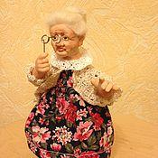 Куклы и пупсы ручной работы. Ярмарка Мастеров - ручная работа Бабусинка(40). Handmade.