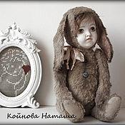 Куклы и игрушки ручной работы. Ярмарка Мастеров - ручная работа Сашенька теддидолл. Handmade.