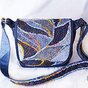 Сумки и аксессуары handmade. Livemaster - original item Women`s shoulder bag. Handmade.