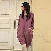 Одежда ручной работы. Ярмарка Мастеров - ручная работа Платье  Furia Ashy Rose. Handmade.