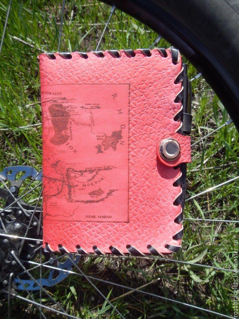 Notebooks handmade Livemaster handmade Buy Leather