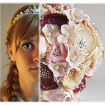 Brooch Bouquet by Julia Rozner - Livemaster - handmade