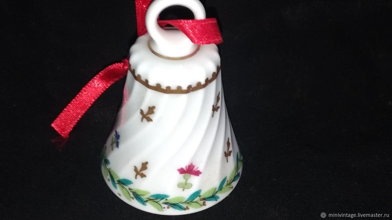 Колокольчик  Limoges mini, Колокольчики, Москва,  Фото №1