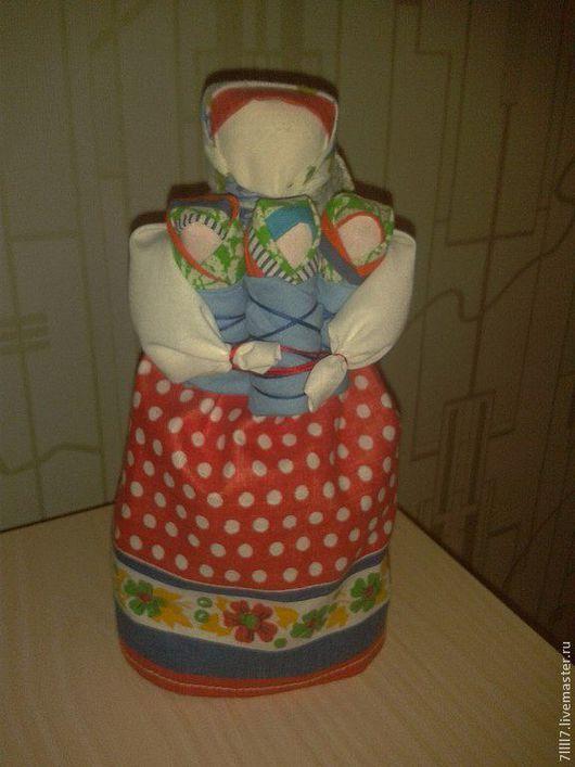 Народные куклы ручной работы. Ярмарка Мастеров - ручная работа. Купить Кукла-оберег Мамушка. Handmade. Народная кукла, оберег