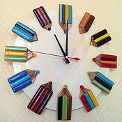 Для дома и интерьера ручной работы. Ярмарка Мастеров - ручная работа Время учиться. Handmade.