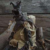 Будуарная кукла ручной работы. Ярмарка Мастеров - ручная работа Горбатый Эгеру (Тополь). Handmade.