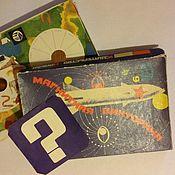 Настольная игра Магнитная викторина  1970 г ,СССР