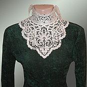 Аксессуары handmade. Livemaster - original item Lace collar MARIA. Handmade.