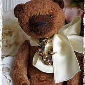 Куклы и игрушки ручной работы. Ярмарка Мастеров - ручная работа Плюшевый медвежонок. Handmade.