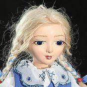 """Куклы и игрушки ручной работы. Ярмарка Мастеров - ручная работа Кукла """"Синеглазка"""". Handmade."""