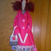 Куклы и игрушки handmade. Livemaster - original item doll style Tilda Clara. Handmade.