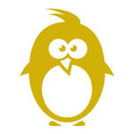 Желтый пингвин - Ярмарка Мастеров - ручная работа, handmade