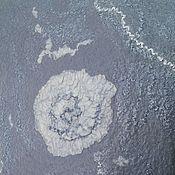 """Одежда ручной работы. Ярмарка Мастеров - ручная работа Валяный жакет  """"Розы под снегом"""". Handmade."""