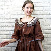 Одежда ручной работы. Ярмарка Мастеров - ручная работа Блузка из хлопка. Handmade.