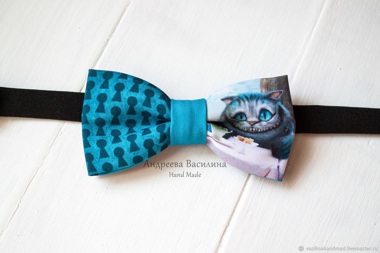 Bow tie Cheshire cat/Alice in Wonderland, Ties, Rostov-on-Don,  Фото №1